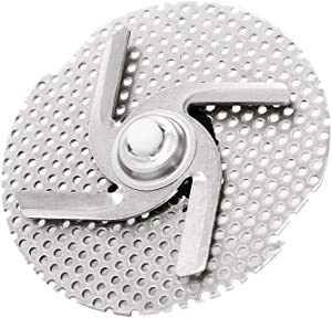W10083957V Dishwasher Chopper Blade by AMI PARTS Compatible with Whirlpool&Kenmore Diswasher- Replaces W10083957, W10083957VP, PS11722146