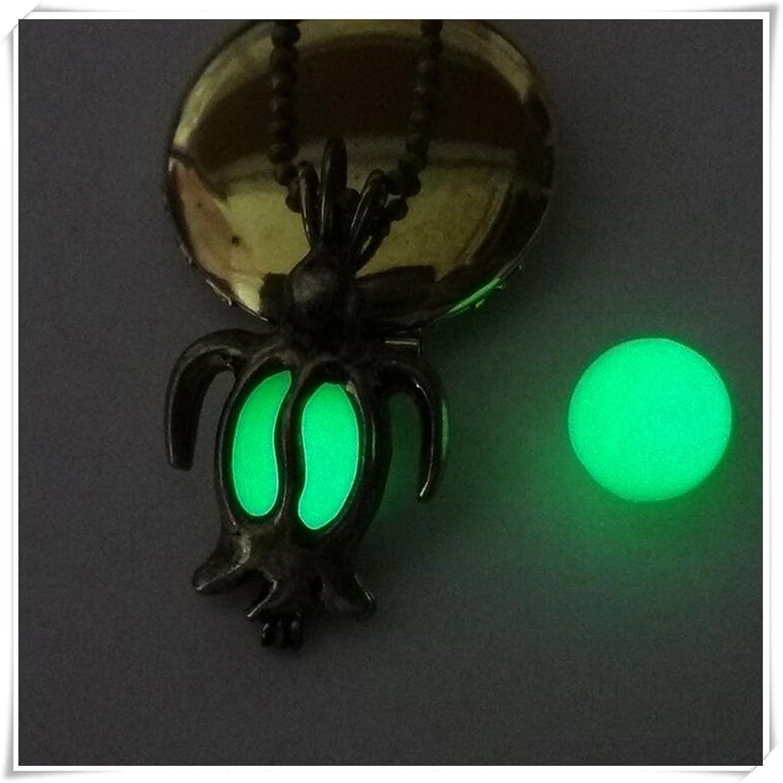 Verde luminoso tortuga collar