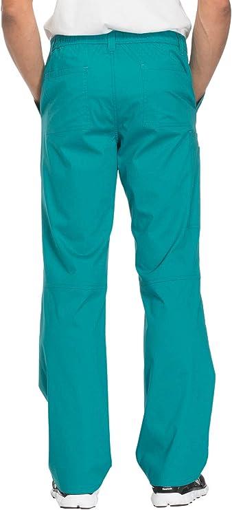 Workwear Stretch WW200S Men/'s SHORT Zip Fly Pant Medical Uniforms Scrubs