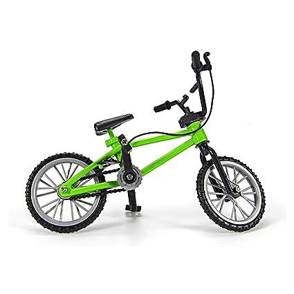 Amazon Com Miniature Metal Toys Extreme Sports Finger Bicycle