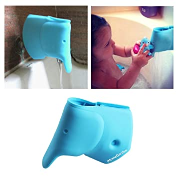 Amazon.com : Bath Spout Cover - Bathtub Faucet Cover for Kid - Bath ...