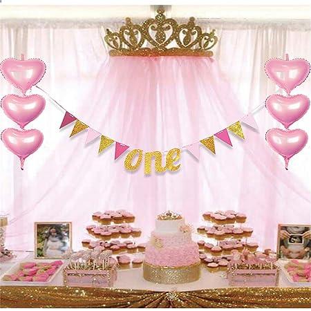 Decoraciones de Fiesta de cumpleaños Feliz Primera ...