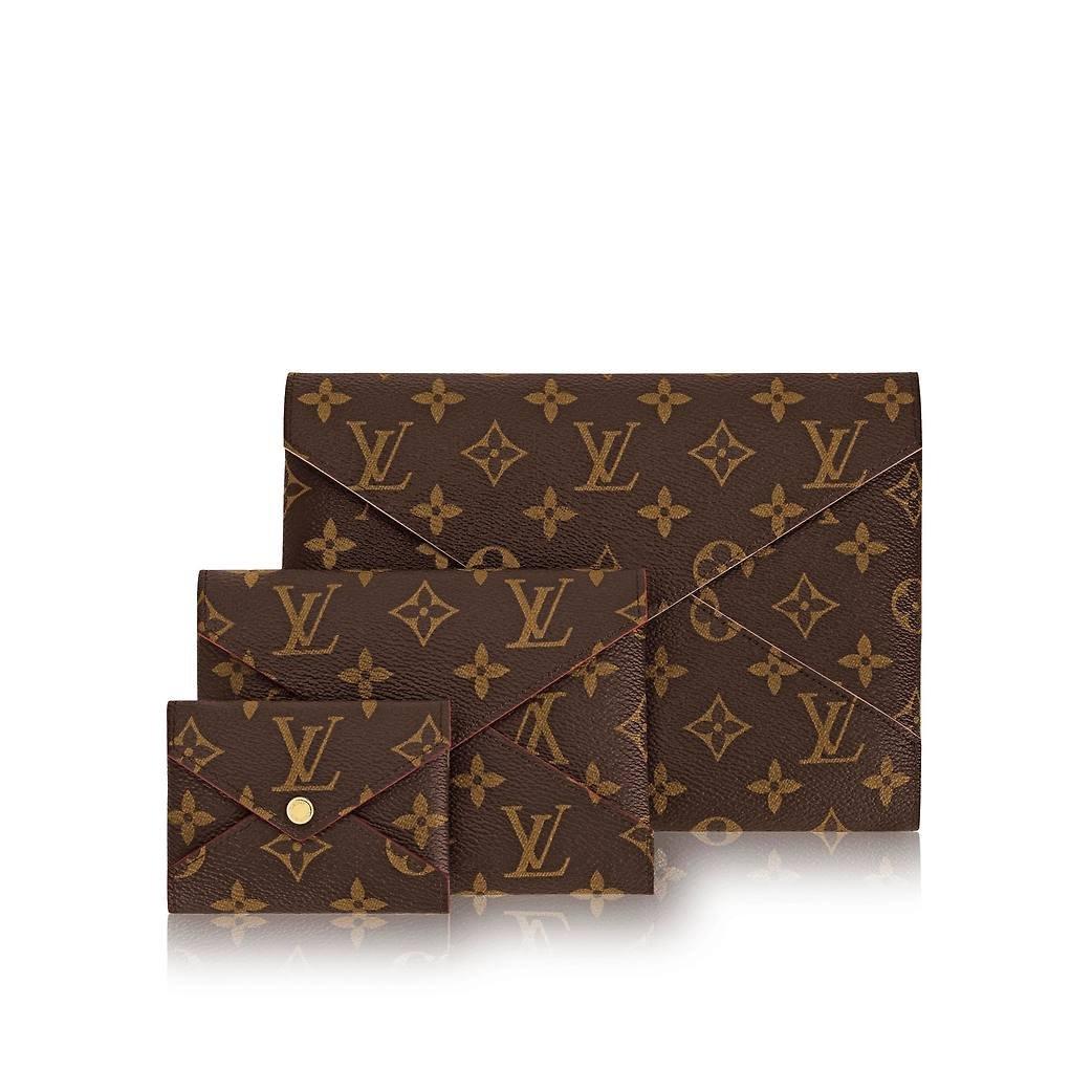89b352de3432 Amazon.com  Louis Vuitton Pochette Kirigami Monogram Canvas M62034  Shoes