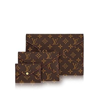 e9bbcfa8eb Louis Vuitton Pochette Kirigami Monogram Canvas M62034: Amazon.co.uk: Shoes  & Bags