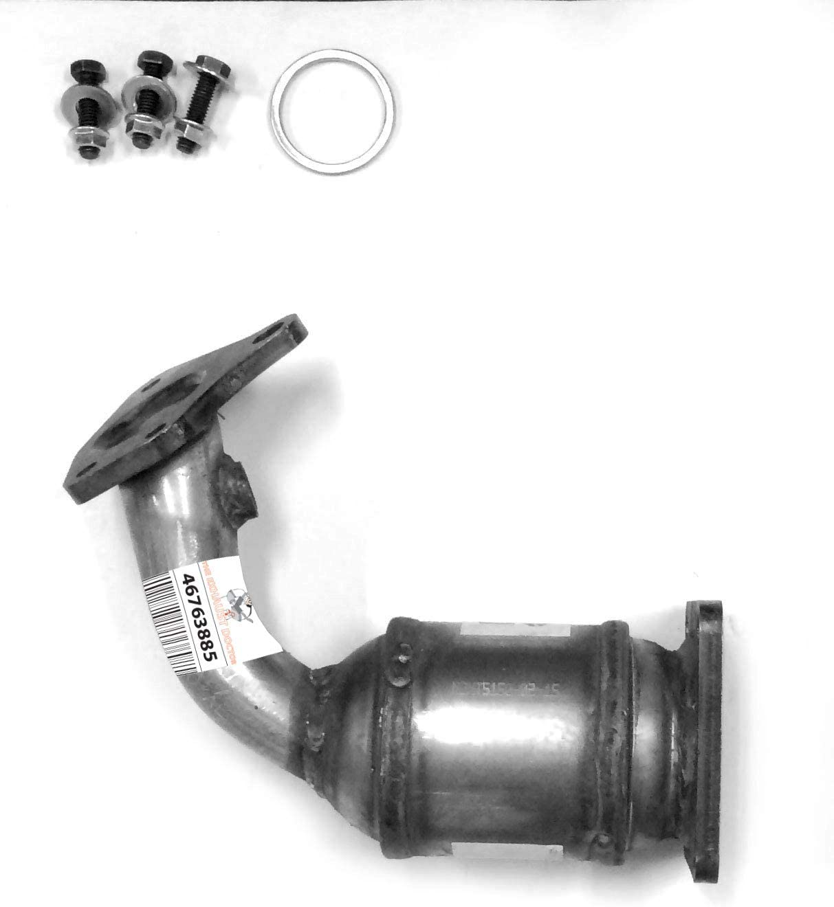2009-2014 Nissan Murano 3.5L BANK 1 Catalytic Converter TED Direct-Fit Catalytic Converter Fits