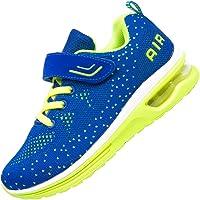 JARLIF Kids Athletic Tennis Running Shoes Breathable Sport Air Gym Jogging  Sneakers Boys   Girls 337bf0523