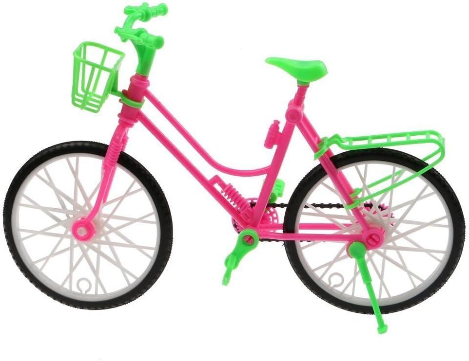 MMRM niños Teatro Ferroviario muñeca Bicicleta de plástico para ...