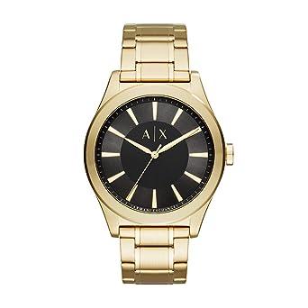 3efa78ab5 Amazon.com: Armani Exchange Men's AX2328 Gold Watch: Armani Exchange ...