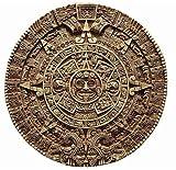 Aztec Solar Calendar Wall Relief - Small - P-090S