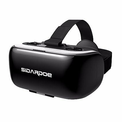 ddbc04505cef Amazon.com  SIDARDOE 3D VR Headset