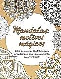 Mandalas y otros dibujos zen para colorear Anti-stress