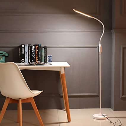 Charmant LHRain Bedroom Lamps Floor Lamp, For Reading, Crafts, Crocheting, Knitting,  Sewing