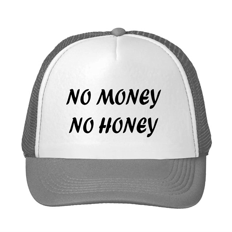 Shel Adult Or Youth No Money No Honey Logo Baseball Cap Snapback Hat Summer Hat