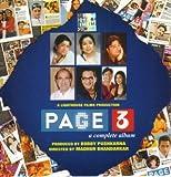 Soundtrack Of Film Page 3 [Cd] Madhur Bhandarkar's Film