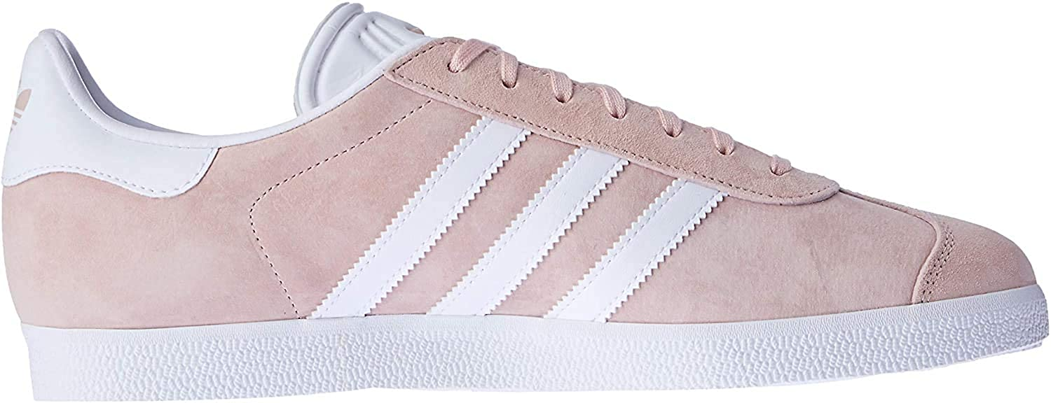 Adidas Gazelle Baskets Basses, Mixte Adulte, gris