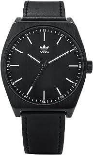 005 Herren Z06 Quarz 00Amazon Leder Mit Armband Uhr Adidas Analog cFK1TlJ