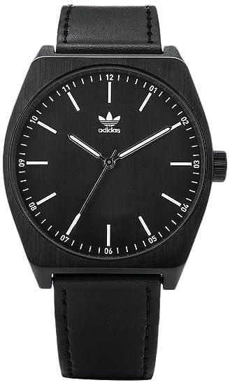 Adidas by Nixon Reloj Analogico para Hombre de Cuarzo con Correa en Cuero Z05-756-00: Amazon.es: Relojes