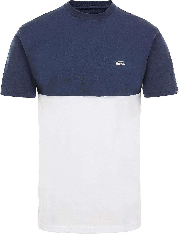 Vans Colorblock tee Camiseta para Hombre: Amazon.es: Ropa y accesorios