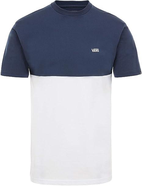 d7b2511f Vans Men's Colorblock Tee T-Shirt