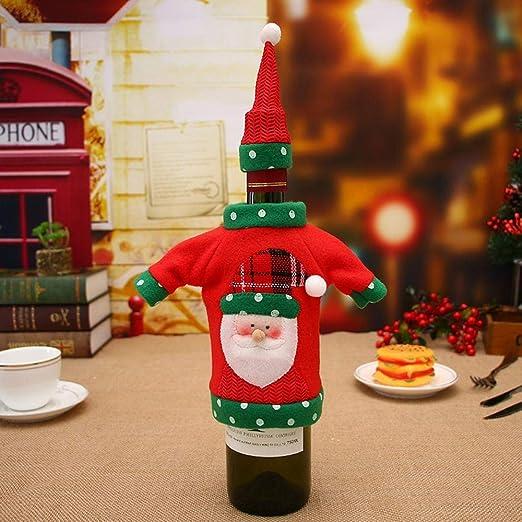 SPFAZJ Mesa de Navidad decoración Navidad decoración Navidad ...