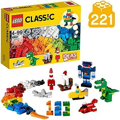LEGO Classic - Complementos Creativos, Juguete de Construcción Didáctico (10693), color/modelo surtido: Amazon.es: Juguetes y juegos