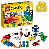 LEGO Classic Creative Supplement Building Blocks for Kids ,Multi Color (303 pcs) 10693