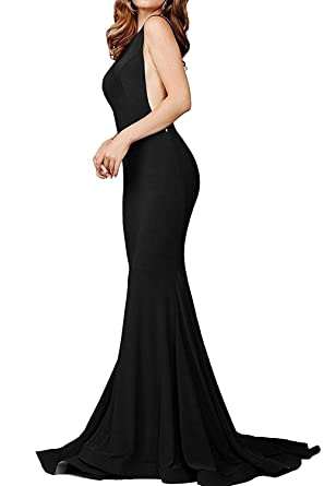 Amazon.com: Prom Dresses Long Sexy Mermaid