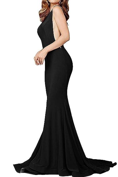 Amazon.com: Prom Dresses Long Sexy Mermaid