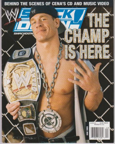 WWE Smackdown Magazine June 2005 ()