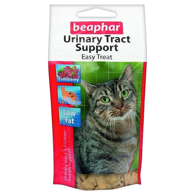 Beaphar - Snacks de cuidado fácil para el tracto urinario ...