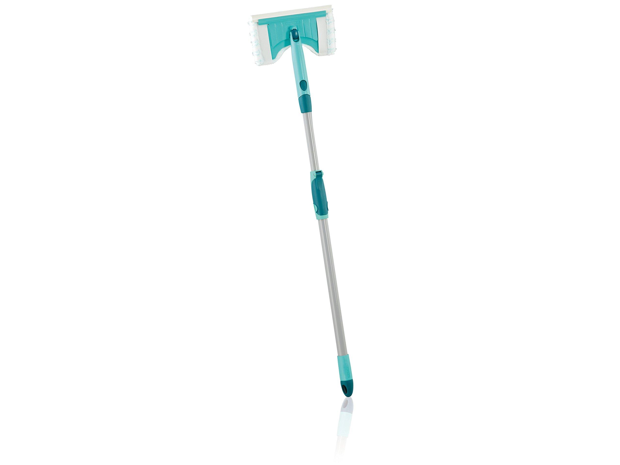 Leifheit Flexipad - Mopa para azulejos con palo telescópico, color verde product image