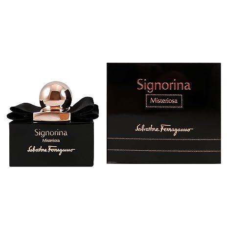 Salvatore Ferragamo Signorina Misteriosa, Perfume para Mujeres, 100 ml   Amazon.com.mx  Salud, Belleza y Cuidado Personal f3c02c4f2b