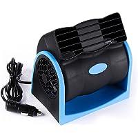 Ventilador Automático de 12V, Mini Ventilador de Refrigeración