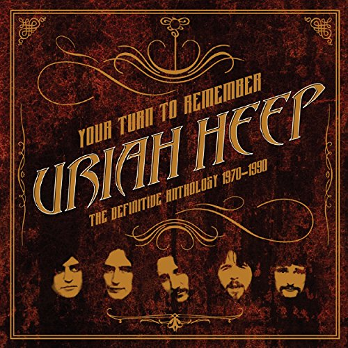 Uriah Heep-Uriah Heep The Definitive Anthology 1970-1990-2CD-FLAC-2016-CUSTODES Download