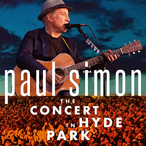 Paul Simon - The Concert In Hyde Park (Cd/dvd) - Zortam Music