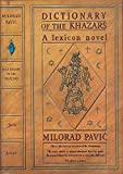 Dictionary of the Khazars, Milorad Pavic, 039457236X