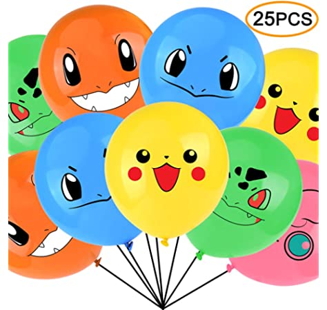Amazon.com: 16 PCS Video Game Theme Birthday Party Paper ...