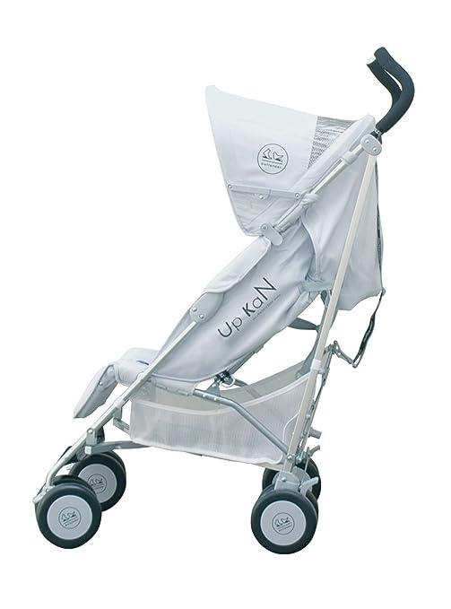 Outlander Baby UPKAN II-Silla de paseo, color Gris claro ...