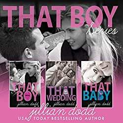 That Boy Series (3 Book Series)
