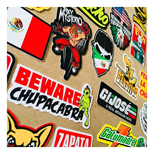 Super Mexican Hard Hat Stickers 82+ Mexico Hardhat Sticker & Decals, Helmet MX by Unknown (Image #4)