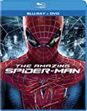 The Amazing Spider-Man (Three-Disc Combo: Blu-ray / DVD + UltraViolet Digital Copy)