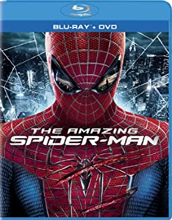 The Amazing Spider-Man (Three-Disc Combo: Blu-ray / DVD + UltraViolet Digital Copy) (B008QZ5PY2) | Amazon Products