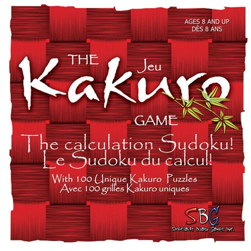 kakuro the board game - 1