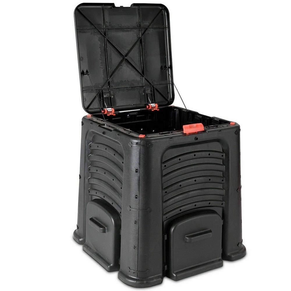 Amazon.com: SPP12 - Cubo de basura cuadrado de 105 galones ...