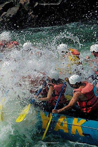 White Water Rafting Notebook