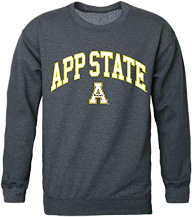 NCAA Appalachian State University Boys Crew Neck Sweatshirt