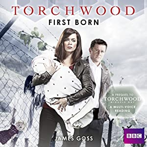 Torchwood: First Born Audiobook