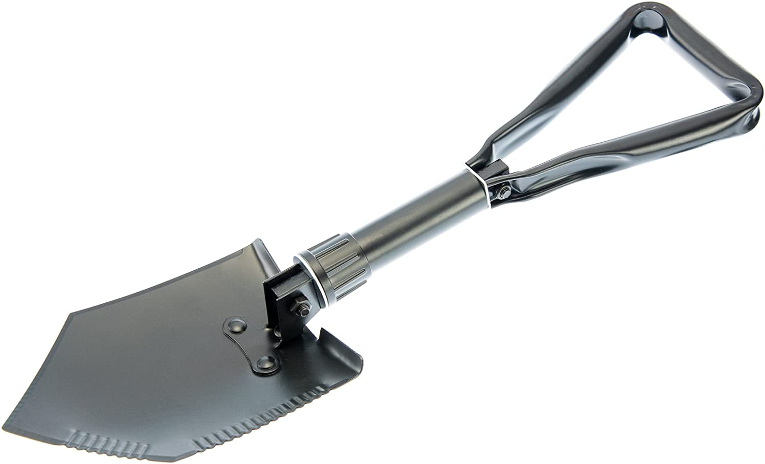 Silverline Compact Folding Shovel-Ideal for camping-easily stored