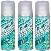 Batiste Dry Shampoo 1.6 oz. Original (PAQUETE DE 3)