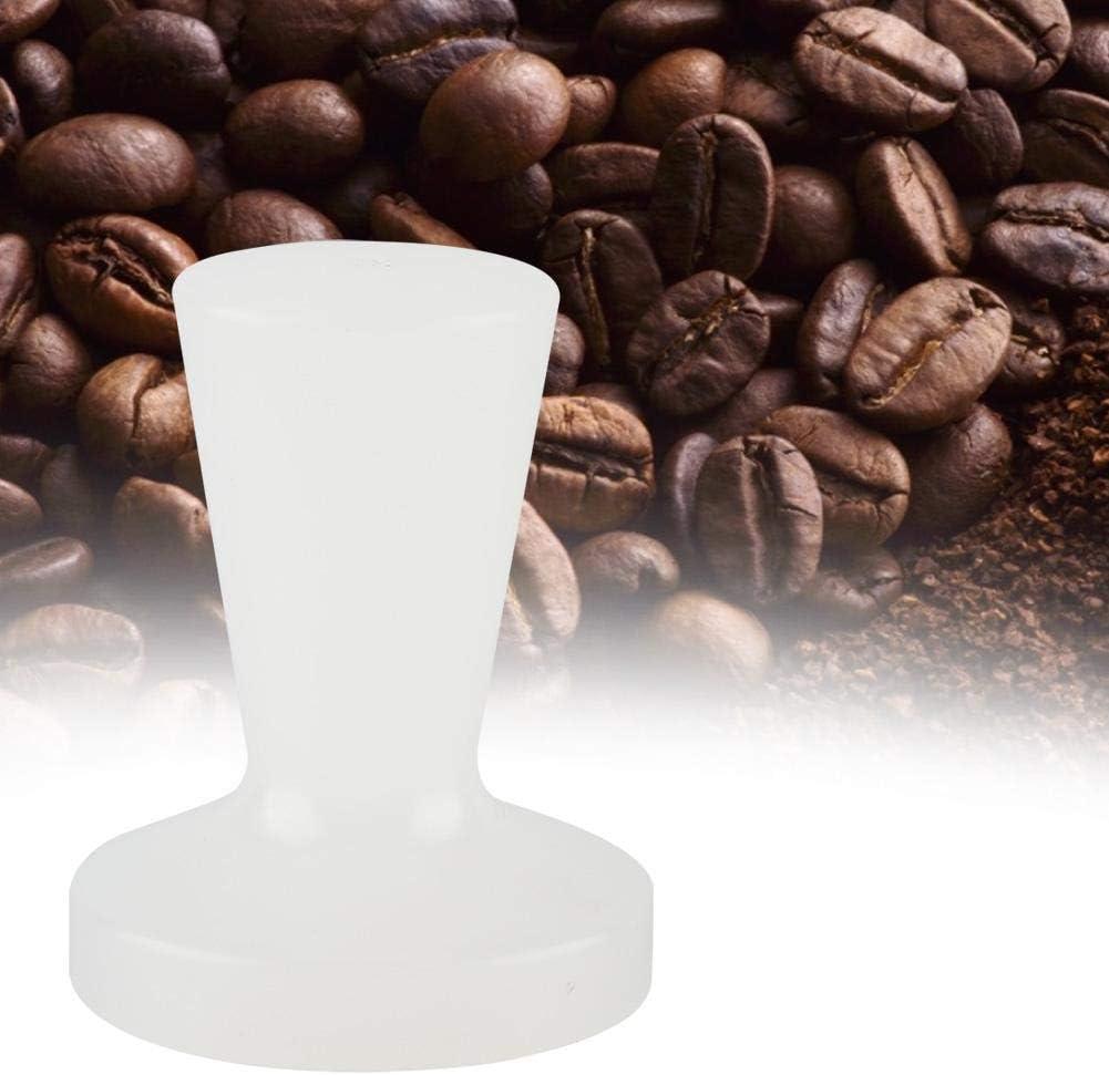 Pasamer Pratique en Plastique Caf/é Tamper Poudre Espresso Poudre Plat Marteau